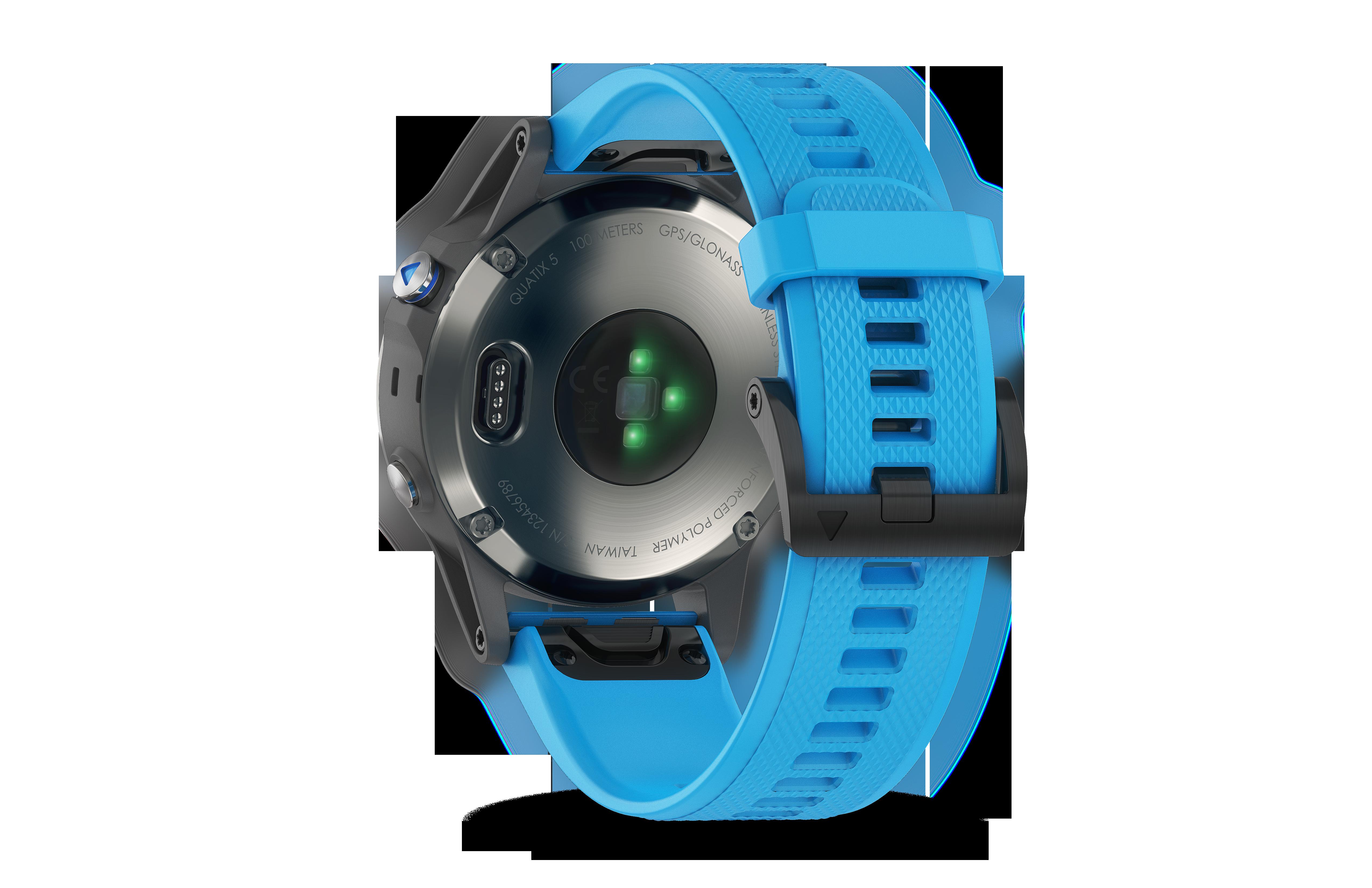 Garmin Quatix 5 Watches Plus GNX Wind Package – Diverse
